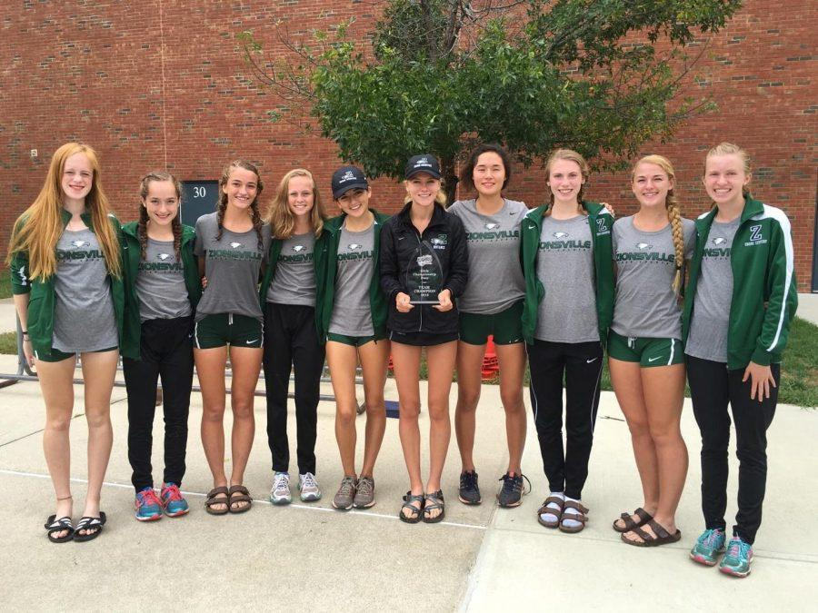 Girls Cross Country: Ready for Regionals