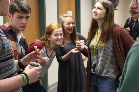 The Clubs of ZCHS: French Club