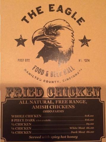 Taste of Indiana: The Eagle