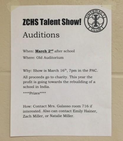 Zionsville's Got Talent?