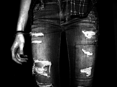 Fun Fact: In the early 1960's, denim was banned by many schools in the U.S as it had become an icon of teen rebellion.