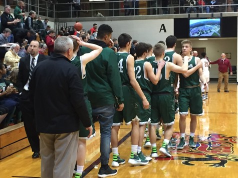 Zionsville Boy's Basketball Falls Just Short of Sectional Title