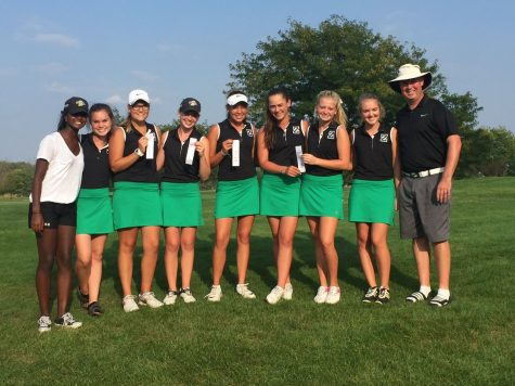 Team of the Week: Girls Golf