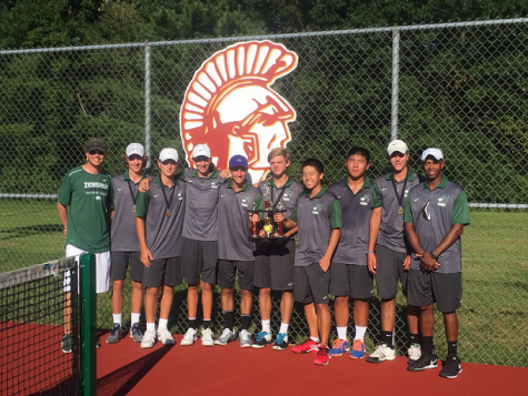 Team of the Week: Boys Tennis