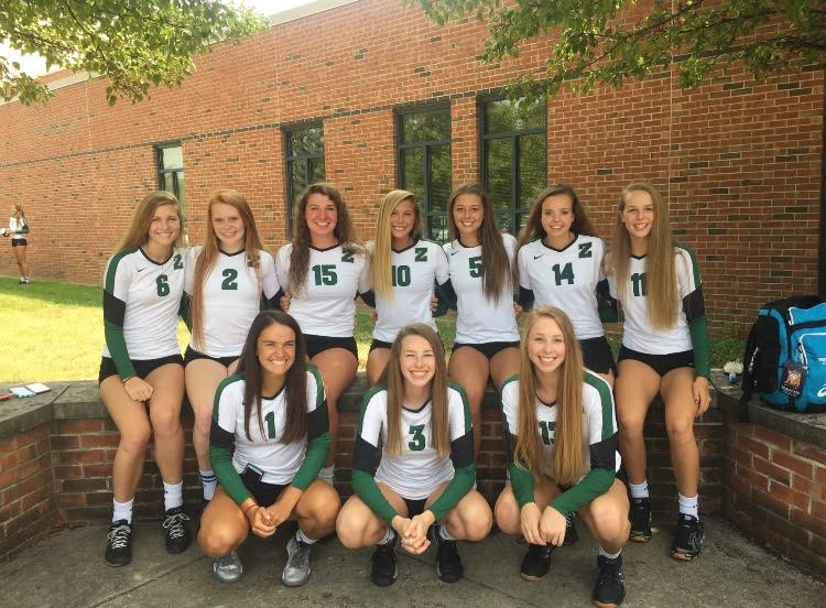 Team of the Week:  Girls Volleyball
