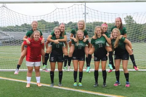 Team of the Week: Girl's Soccer