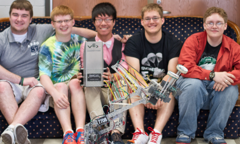 Robotics Competition Success