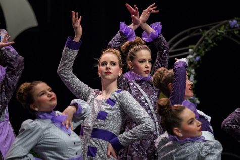 Choralaires Dance Their Way to Victory