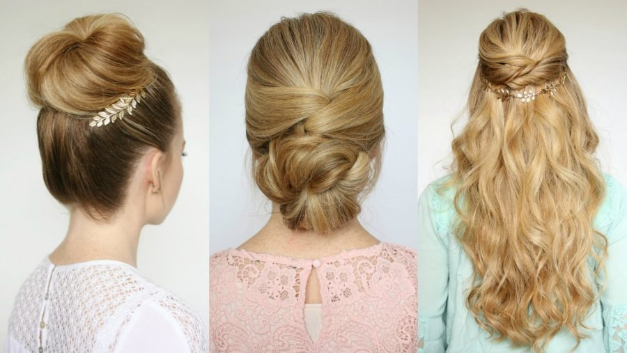 Top 2017 Prom Hairstyles – THE HARBINGER