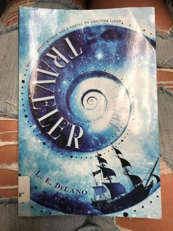 But the Children Love the Books: Traveler by L.E. DeLano