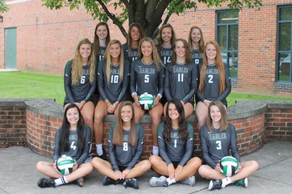 Team of the Week: Girl's Volleyball