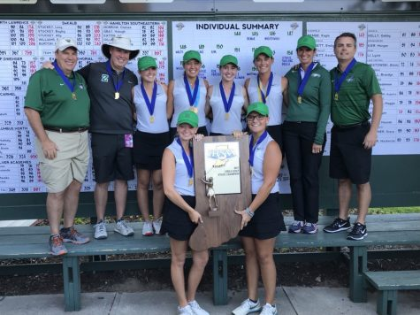 Girls Golf: State Champions