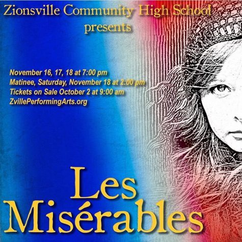I Dreamed A Dream… Of Les Miserables at ZCHS