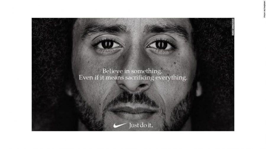 New Nike Ad Campaign Starts Controversy